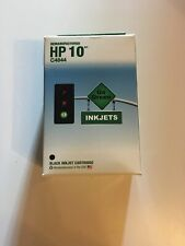 Focus HP 10 C4844 Go Green Remanufactured NEW Sealed BLACK