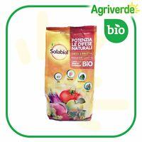 SOLABIOL Polvere di Roccia ZEOLITE Potenzia le difese naturali Orto Frutta 1 kg