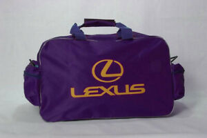 NEW LEXUS TRAVEL / GYM / TOOL / DUFFEL BAG flag ls gs es is sc is300 is250 gs300