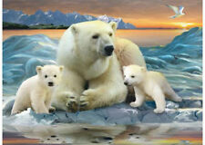 Ravensburger 200 XXL Piece Polar Bears Jigsaw Puzzle RB12647-7