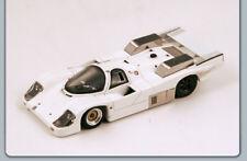 Porsche 956 Test F1 Tag Engine 1986 White Spark 1:43 S3410