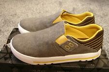 Skechers Lil Lad Studdly Brown Casual Shoes Size 12 NEW Designed in Los Angeles