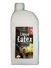 Liquid Latex 1 Pint Prosthetics Masks Body Paint Zombie Skin Monster Halloween