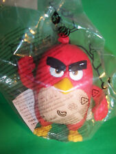 NIP~ ANGRY BIRD Red Terrence Movable Wings Figure TOY 2017 Burger King (#264)