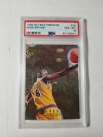 1996 SkyBox Premium Kobe Bryant Rookie Card* PSA 8* Ships Fast*