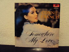 CONNIE FRANCIS - Somewhere my love