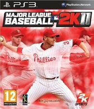 Major League Baseball (MLB) 2K11 Sony PS3 Brand New