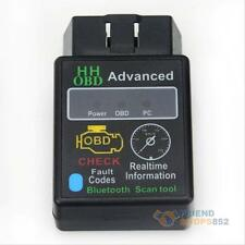 V2.1 ELM327 HH OBD 2 OBDII Car Auto Bluetooth Diagnostic Interface Scanner Tool