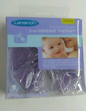 Lansinoh TheraPearl 3-in-1 Breast Therapy, 2 Count Hot or Cold Free Shipping