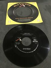 45 tours Elvis Presley With The Jordanaires ‎- Surrender - 447-0630 RE - NM