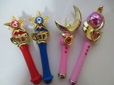 Sailor Moon Stick & Rod Wand Charm Part 1 First Released Ver. Gashapon Full Set