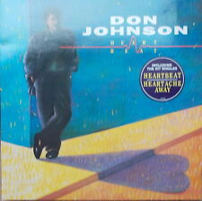 LP Don Johnson - Heartbeat OIS,VG+ cleaned  EPIC EPC 450103 1