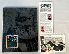 I HAVE A DREAM Collection Black Americans on U.S. POSTAGE STAMPS 18 Mint Stamps