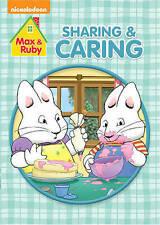 Max & Ruby: Sharing and Caring DVD