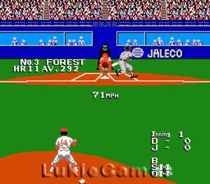 Bases Loaded II 2 - Fun NES Nintendo Baseball Game