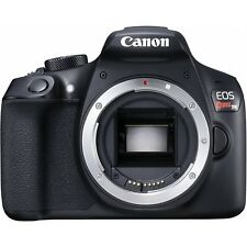 Cannon EOS Rebel T6 DSLR Camera - Black (body only) used Cannon DSLR