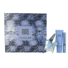 Thierry Mugler Angel - Gift Set With 25ml EDP Spray, 50ml Body Lotion and 3g Per