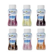 Nestle Trinknahrung Resource®Protein Drink MIschkarton, 24x 200ml