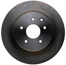 Disc Brake Rotor-Non-Coated Rear ACDelco Advantage 18A2315A