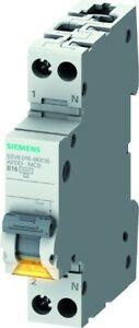 Siemens Brandschutzschalter AFDD-MCB B16 2pol 230V 1TE 5SV6016-6KK16