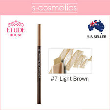 [ETUDE HOUSE] Drawing Eye Brow (#7 Light Brown) - Eyebrow Pencil