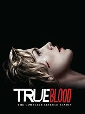 True Blood: Season 7 DVD Factory Sealed New Free Shipping