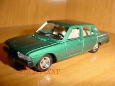 PEUGEOT 604 METALLIC GREEN 1:43 WITH NUMBERED BOX!!!