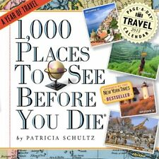 (Good)-1,000 Places to See Before You Die 2015 Page-A-Day Calendar (Calendar)-Pa