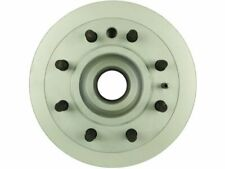 For 1999-2007 Ford E350 Super Duty Brake Rotor and Hub Assembly Bosch 89762SB