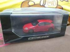 Rare!! Genuine MUGEN Type Aero 1/43 Honda Civic EK9 RED Onemodel Japan Licensed