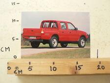 AF147-PHOTO FACTORY ? MAZDA 4WD  CAR AUTO  PICKUP PICK-UP