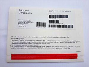 Microsoft Windows Pro 8.1 X64 English OEM | FQC-06949