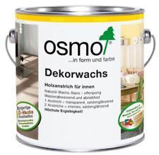 OSMO 3101 Dekorwachs Farblos 750 ml
