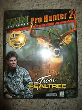 TNN Outdoors Pro Hunter 2 (PC, 1999) NEW Sealed in Box
