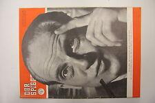 original SPIEGEL von  1954   6. Oktober    8. Jahrgang  Nr. 41
