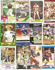 (12) Michigan State University Spartans Alumni Cards NO DUPES! Magic Johnson