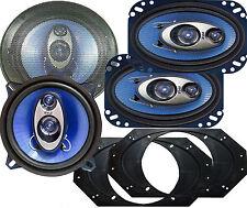 PL463BL PL53BL JEEP Wrangler 1997 > 2000 240 Watt 3 way Speaker Kit PYLE