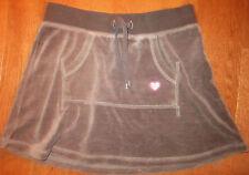 Girl Size 10 Brown Velour Gap Kids Skirt CUTE!
