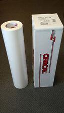 "Oracal 341 1 Roll 24""x50yd(150ft) White Gloss Sign Vinyl"