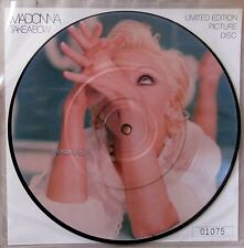 "MADONNA * TAKE A BOW * UK NUMBERED LIMITED EDITION 7"" PICTURE DISC * HTF!"