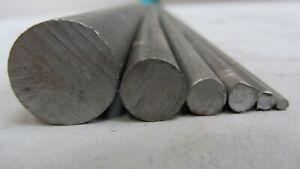 Rundstahl Rundeisen EN16120-2 blank - 500mm - 1250mm Länge - Set jeweils 2 Stück