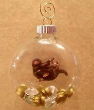 Handmade Glass Harry Potter Fantastic Beasts Inspired Niffler Ornament Newt BFF
