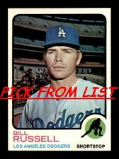 1973 Topps 2-267 EX/EX-MT Pick From List All PICTURED