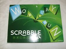 Scrabble Original Board Game 2012 - Contents Still Sealed.