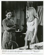IVALOU REDD SUZANNE CRAMER DEATH VALLEY DAYS ORIGINAL 1965 TV PRESS PHOTO