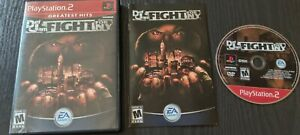 Def Jam: Fight for NY (PlayStation 2) PS2 100% COMPLETE TESTED & WORKING
