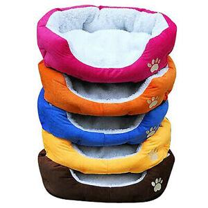Super Warm Soft Washable Luxury Dog/Puppy/Cat Pet Bed Cushion Fur/Fleece Blanket