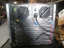 Cisco WS-C4500E Switch w/ WS-X4013+ Super Engine II Plus ,5x WS-X4548-GB-RJ45