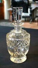 Stunning Heavy Crystal Vintage Decanter