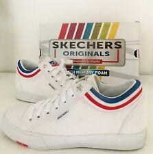 Sketchers sneakers marca de zapatillas High 36 37 Utopia tacón de cuña wedge agotado 5,5